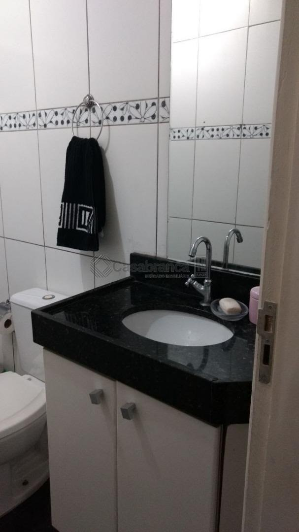 apartamento residencial à venda, vila gabriel, sorocaba. - ap6449