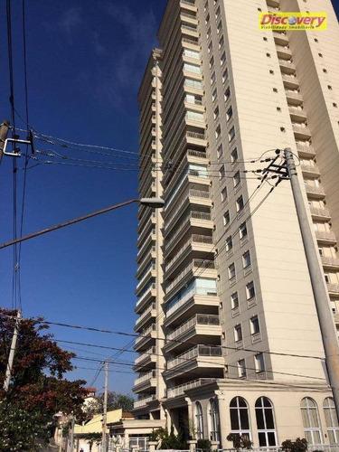 apartamento residencial à venda, vila galvão, guarulhos. - ap0432