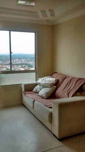 apartamento residencial à venda, vila georgina, campinas. - ap0421