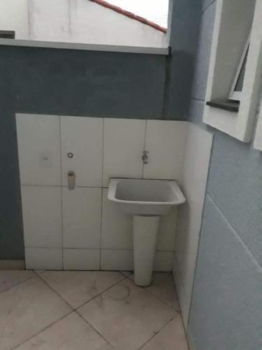 apartamento residencial à venda, vila gilda, santo andré. - ap1489