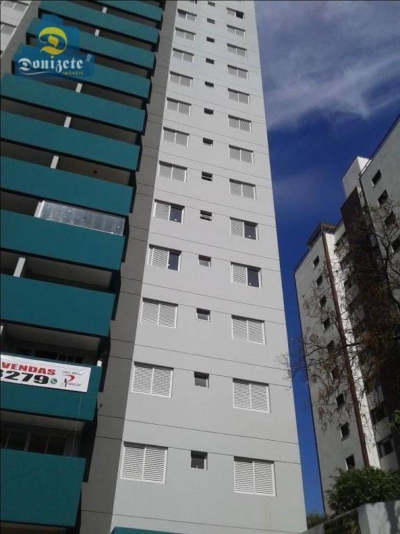 apartamento residencial à venda, vila gilda, santo andré. - ap6839