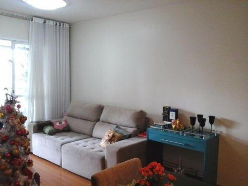 apartamento residencial à venda, vila gomes cardim, são paulo. - ap1496
