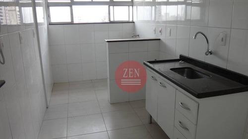 apartamento residencial à venda, vila gomes cardim, são paulo. - ap8027