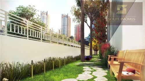 apartamento residencial à venda, vila gomes cardim, são paulo. - codigo: ap2344 - ap2344