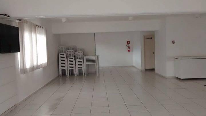 apartamento residencial à venda, vila gonçalves, são bernardo do campo. - ap1007