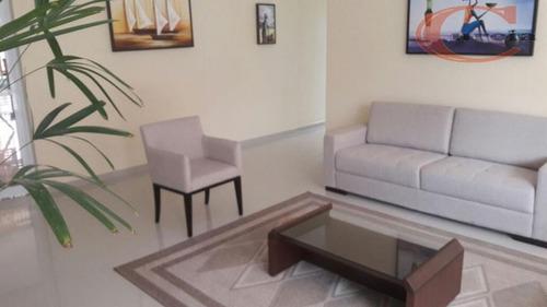 apartamento residencial à venda, vila gonçalves, são bernardo do campo - ap3607. - ap3607
