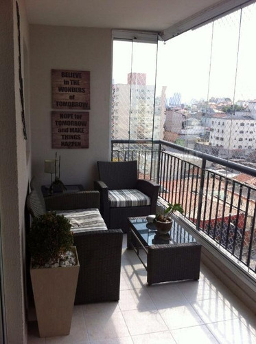 apartamento residencial à venda, vila graciosa, são paulo. - ap1516
