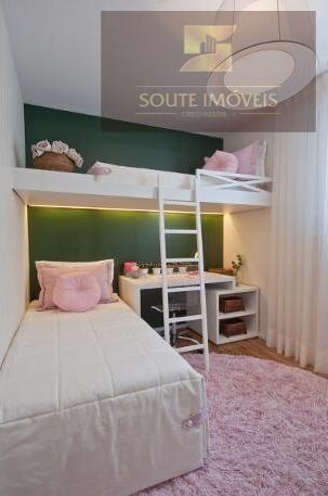 apartamento residencial à venda, vila graciosa, são paulo. - codigo: ap2489 - ap2489