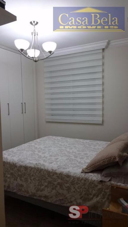 apartamento residencial à venda, vila granada, são paulo. - ap0555