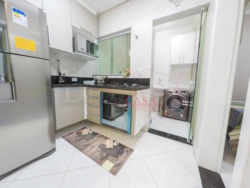 apartamento residencial à venda, vila granada, são paulo. - ap2939