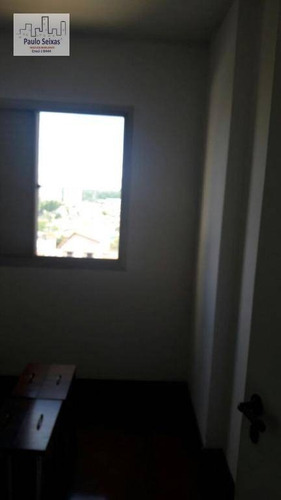 apartamento residencial à venda, vila guarani (zona sul), são paulo. - ap0089