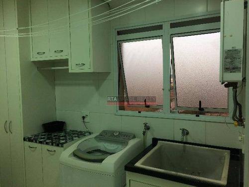 apartamento residencial à venda, vila guarani(zona sul), são paulo. - ap0484