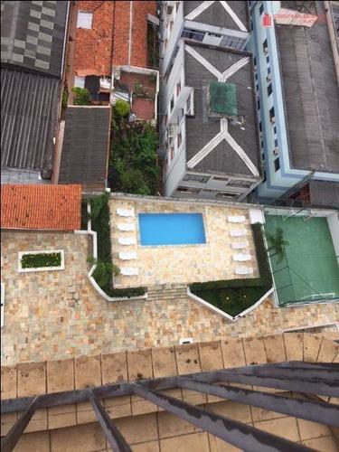 apartamento residencial à venda, vila guarani(zona sul), são paulo - ap1564. - ap1564