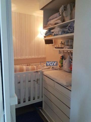 apartamento residencial à venda, vila guarani(zona sul), são paulo. - ap1769