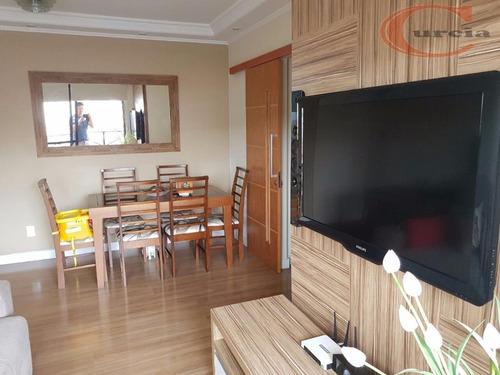 apartamento residencial à venda, vila guarani(zona sul), são paulo. - ap4177