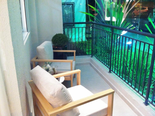 apartamento residencial à venda, vila guarani(zona sul), são paulo. - codigo: ap1645 - ap1645
