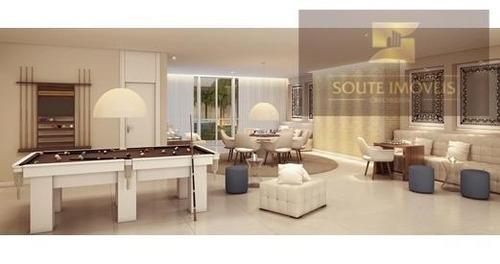 apartamento residencial à venda, vila guarani(zona sul), são paulo. - codigo: ap2264 - ap2264
