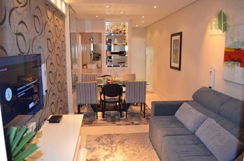 apartamento residencial à venda, vila guilherme, são paulo. - ap0134