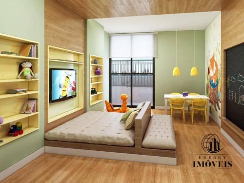 apartamento residencial à venda, vila guilherme, são paulo. - ap1140