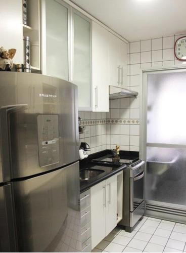 apartamento residencial à venda, vila guilherme, são paulo - ap1208. - ap1208