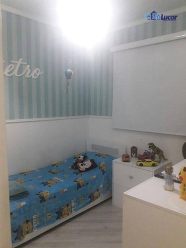 apartamento residencial à venda, vila guilherme, são paulo. - ap2676