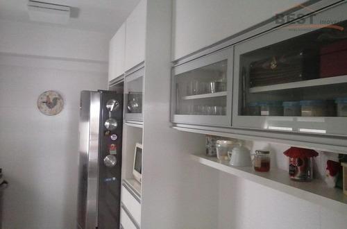 apartamento residencial à venda, vila guilherme, são paulo. - ap4572