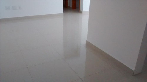 apartamento  residencial à venda, vila guilhermina, praia grande. - ap0424