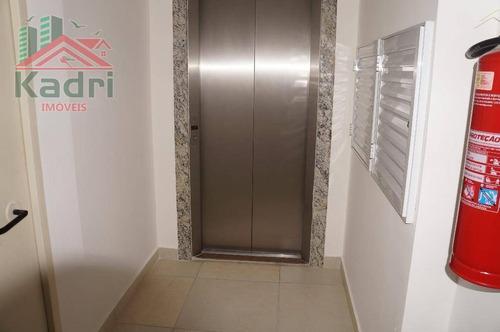 apartamento residencial à venda, vila guilhermina, praia grande. - ap0443