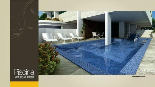 apartamento residencial à venda, vila guilhermina, praia grande. - ap0516