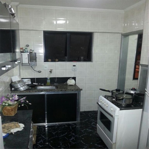 apartamento  residencial à venda, vila guilhermina, praia grande. - ap0543