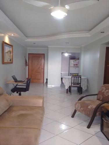 apartamento  residencial à venda, vila guilhermina, praia grande. - ap0656