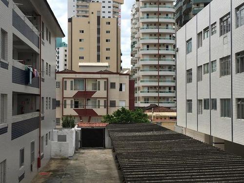 apartamento  residencial à venda, vila guilhermina, praia grande. - ap0669