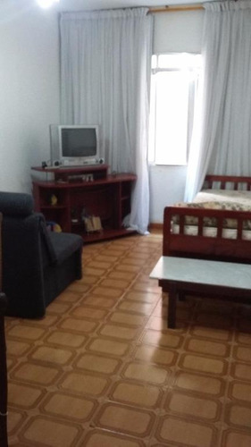 apartamento  residencial à venda, vila guilhermina, praia grande. - ap0679