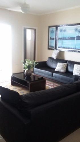 apartamento  residencial à venda, vila guilhermina, praia grande. - ap0690