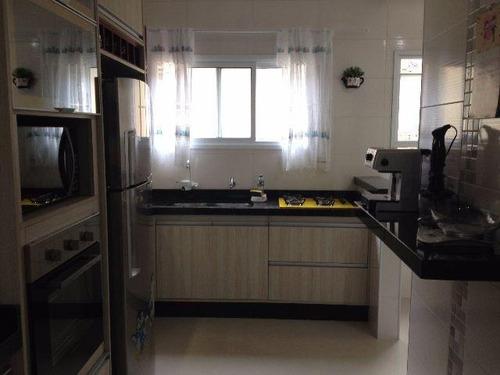 apartamento  residencial à venda, vila guilhermina, praia grande. - ap0704