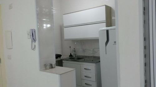 apartamento  residencial à venda, vila guilhermina, praia grande. - ap0707