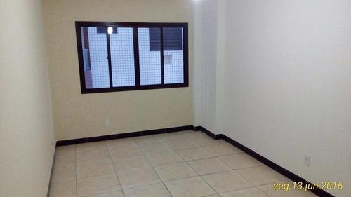 apartamento  residencial à venda, vila guilhermina, praia grande. - ap0758