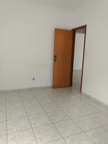 apartamento residencial à venda, vila guilhermina, praia grande. - ap0849