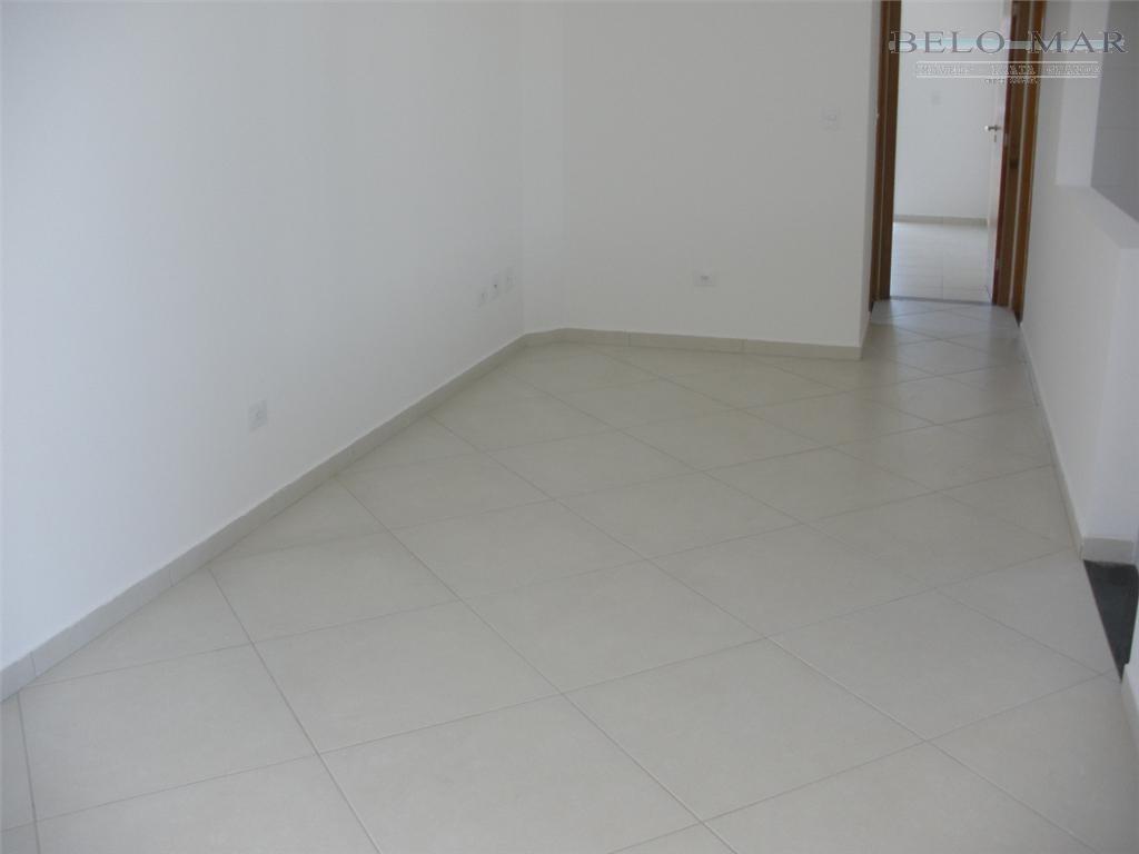 apartamento residencial à venda, vila guilhermina, praia grande - codigo: ap0063 - ap0063