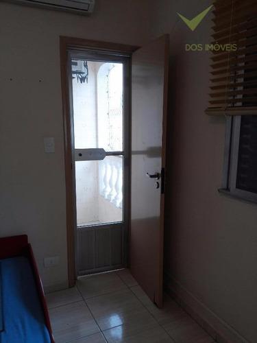apartamento residencial à venda, vila guilhermina, praia grande. - codigo: ap0118 - ap0118