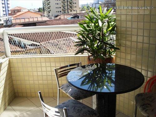 apartamento  residencial à venda, vila guilhermina, praia grande. - codigo: ap0580 - ap0580