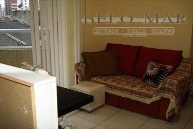 apartamento residencial à venda, vila guilhermina, praia grande. - codigo: ap0581 - ap0581