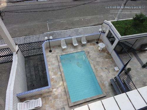 apartamento  residencial à venda, vila guilhermina, praia grande. - codigo: ap0633 - ap0633