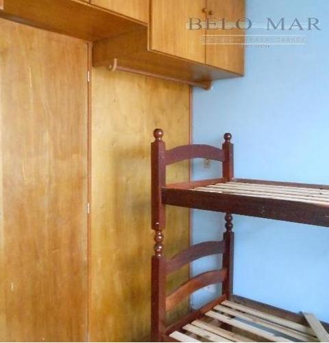 apartamento  residencial à venda, vila guilhermina, praia grande. - codigo: ap0755 - ap0755