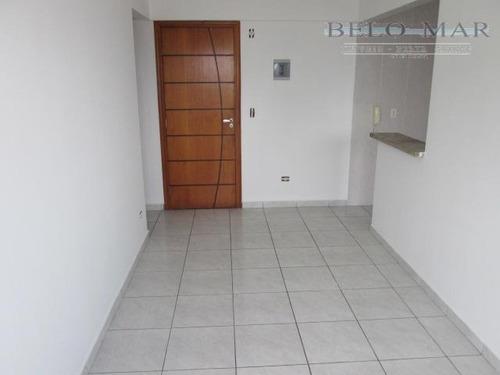 apartamento  residencial à venda, vila guilhermina, praia grande. - codigo: ap0797 - ap0797
