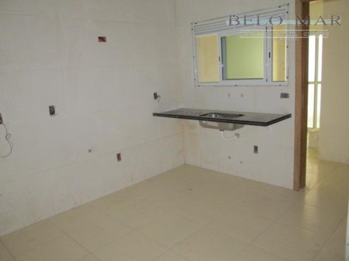 apartamento residencial à venda, vila guilhermina, praia grande. - codigo: ap0804 - ap0804