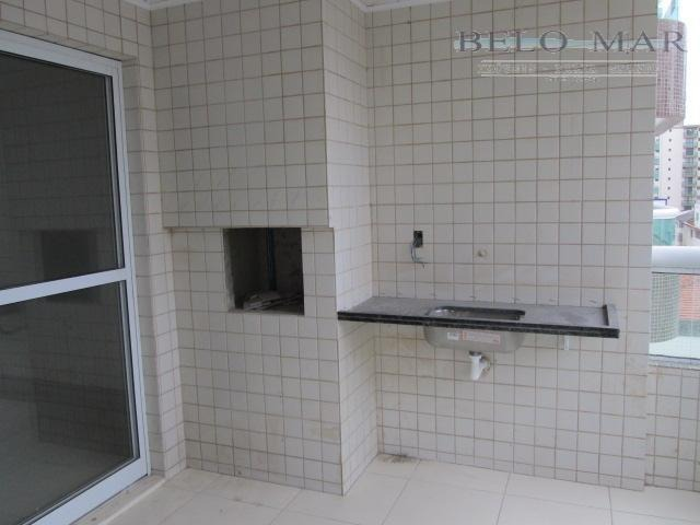 apartamento residencial à venda, vila guilhermina, praia grande. - codigo: ap0806 - ap0806