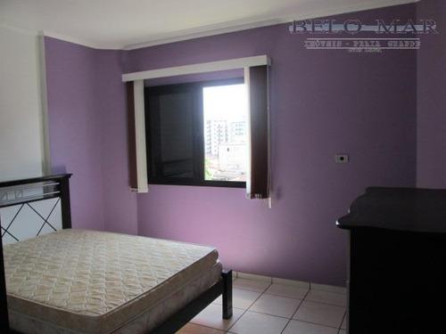 apartamento residencial à venda, vila guilhermina, praia grande. - codigo: ap0826 - ap0826