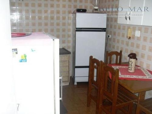 apartamento  residencial à venda, vila guilhermina, praia grande. - codigo: ap0890 - ap0890