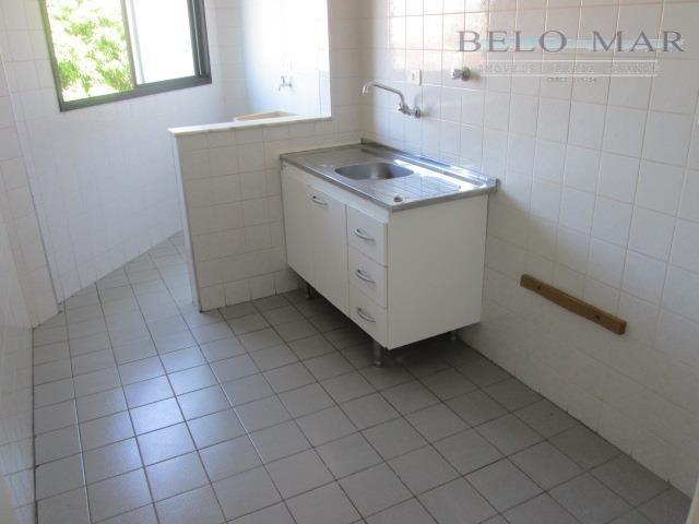 apartamento  residencial à venda, vila guilhermina, praia grande. - codigo: ap0985 - ap0985